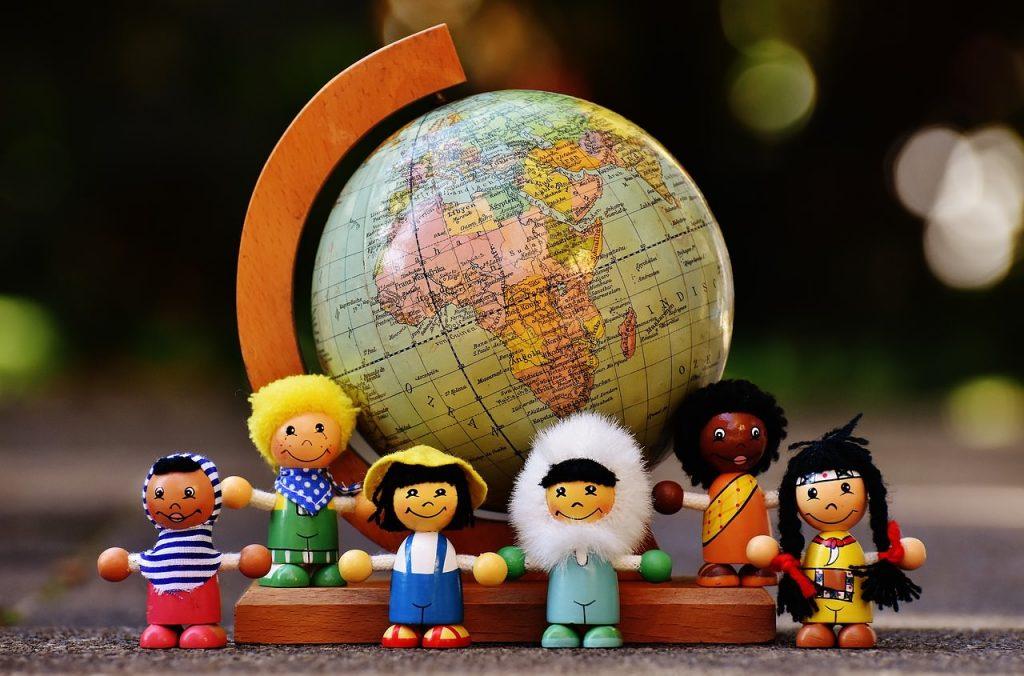 Länder kennenlernen kindergarten